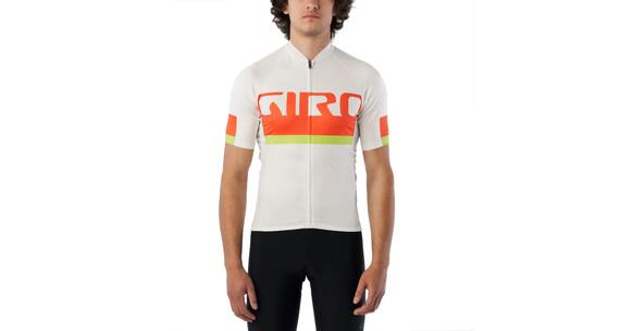 Giro Chrono Expert Jersey Men logo flame orange